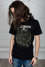 Official Unearth Watchers CIRCULAR Unisex Camiseta March oscuridad CLARO