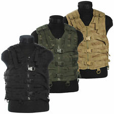 Molle Gilet d'intervention tactique de munitions Veste MODULAIRE système