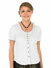 Orbis CHEMISIER folklorique 951058-2879 Blouse à volants blanc