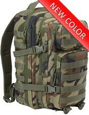 SAC A DOS 25 L ARMY BRANDIT COOPER US ASSAULT I CAMOUFLAGE WOODLAND
