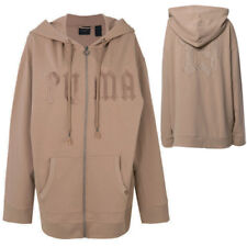 Puma Fenty By Rihanna Zip Up Natural Harnessed Womens Hoody 574328 02 UA95