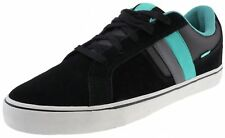 Element  Billings BLACK/AQUA Herren_Skaterschuhe