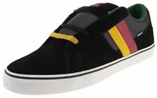 Element  Billings BLACK RASTA Herren_Skaterschuhe