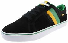 Element  Billings BLACK/YELLOW Herren_Skaterschuhe
