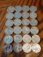 £1 ONE POUND RARE BRITISH COINS, COIN HUNT 1983-2016 YOUR CHOICE