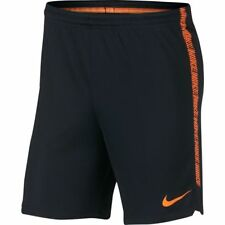 Nike Dry Squad Short - Kinder Trainingsshorts - 859912-011 schwarz/orange