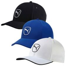 6aef22fca07 Puma Golf Mens Cat Patch 3.0 Cap DryCELL Performance Adjustable Hat 30% OFF