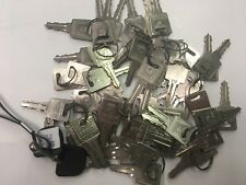 Delsey Luggage Keys for Delsey Club Hard Side Suitcases Numbered Key