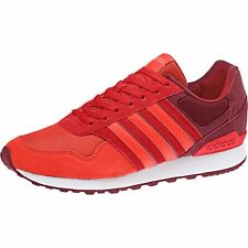 Adidas Performance Zapatillas Neo Hombre 10K low-top db0470 Core ROJO