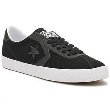 Converse Breakpoint Ox Black White Mens Canvas Low-top Trainers
