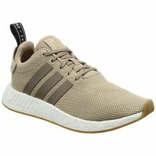 Adidas NMD R2 Beige Trace Khaki Mens Low-top Sneakers Boost Trainers