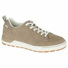 Caterpillar Evasion Shelter Mens Suede Low-Profile Lace-Up Sneakers Trainers