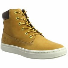 Timberland Londyn 6 inch Wheat Womens Nubuck Combat Ankle Boots