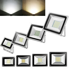 10W 20W 30W 50W 100W SMD LED Floodlight Security Outdoor Garden Flood Light 220V