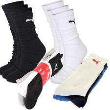 PUMA GOLF hommes Performance Sport Chaussettes Crew - 3 paires pack