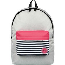 Roxy Sugar Baby Colourblock Unisex Rucksack - Heritage Heather One Size