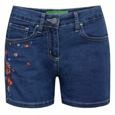 kurze Jeansshort Liliane in Blau von Country Line