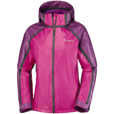 Columbia Outdry Ex Gold Tech Shell Womens Jacket Coat - Groovy Pink Intense