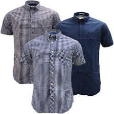 Ben Sherman Camicia Button Down Gingham Check - 47949