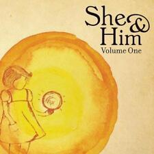 She And Him - Volume 1 (NEW CD)