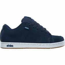 Etnies Kingpin Hommes Chaussures Chaussure - Navy White Gum Toutes Tailles