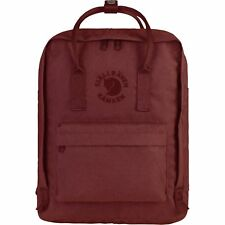 Fjallraven Re Kanken Unisexe Sac à Dos - Ox Red Une Taille