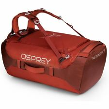 Osprey Transporter 95 Unisexe Bagage Sac Pour Matériel - Ruffian Red Une Taille