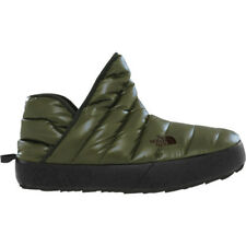 North Face Thermoball Traction Bootie Hommes Chaussures Pantoufles - Shiny Burnt