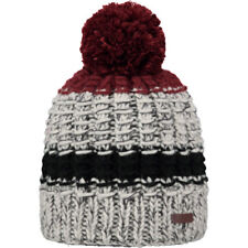 Barts Hume Hommes Couvre-chefs Bonnet - Burgundy Une Taille