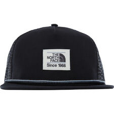 North Face Five Panel Ball Hommes Couvre-chefs Casquette - Blue Wing Teal Tnf