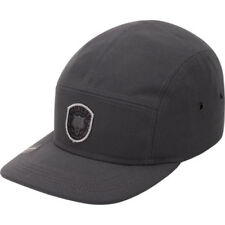 Hurley Coastal Wolf Hommes Couvre-chefs Casquette - Anthracite Une Taille