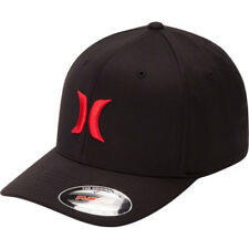 Hurley One And Only Hommes Couvre-chefs Casquette - Black Speed Red