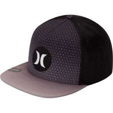 Hurley Third Reef Trucker Hommes Couvre-chefs Casquette - Black Une Taille
