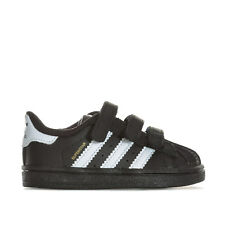 Infant Boys adidas Originals Superstar Foundation Trainers In Black