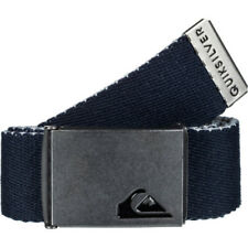 Quiksilver Jam 4 Mens Belt Web - Navy Blazer One Size