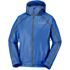Columbia Outdry Ex Gold Tech Shell Mens Jacket Coat - Azul Carbon All Sizes
