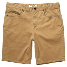 Billabong Outsider 5 Pockets Hommes Shorts - Camel Toutes Tailles