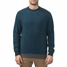 Globe Windsordale Crew Hommes Pull Sweater - Cosmic Blue Toutes Tailles