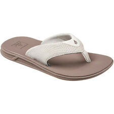 Reef Rover Femmes Chaussures Tongs - Silver Grey Toutes Tailles