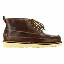Gh Bass Camp Moc Ranger Pull Up Hommes Bottes - Dark Brown Toutes Tailles
