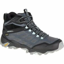 Merrell Moab Fst Mid Gtx Femmes Chaussures - Granite Toutes Tailles