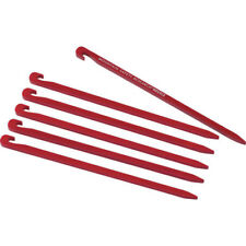 Msr Needle Stake Kit Unisexe Tente Piquet Pour - Red Une Taille