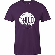 The Level Collective Sound Of Wild Unisexe T-shirt à Manche Courte - Grape