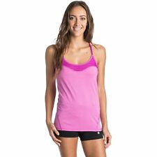 Roxy Jump Start Femmes Maillot Bombardier - Bright Orchid Heather Toutes Tailles