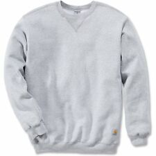 Carhartt Workwear Midweight Crewneck Hommes Pull Sweater - Heather Grey