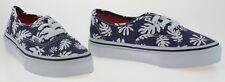 444326  Vans   Authentic Washed Kelp Navy White  Sample