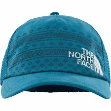 North Face Lo Pro Trucker Femmes Couvre-chefs Casquette - Urban Navy Print
