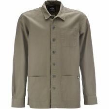 Dickies Kempton Over Hommes Chemise - Dark Olive Toutes Tailles