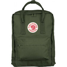 Fjallraven Kanken Classic Unisexe Sac à Dos - Forest Green Une Taille