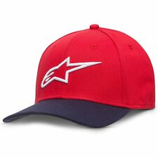 Alpine Stars Ageless Curve Hommes Couvre-chefs Casquette - Red Navy